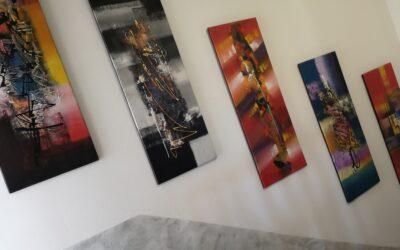 Come disporre e appendere i quadri: trova l'ispirazione!