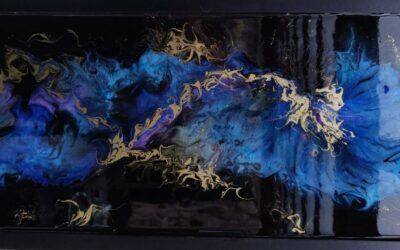 Resin Paintings video gallery