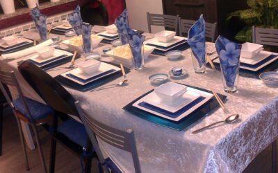 Come apparecchiare una tavola originale per una cena con amici